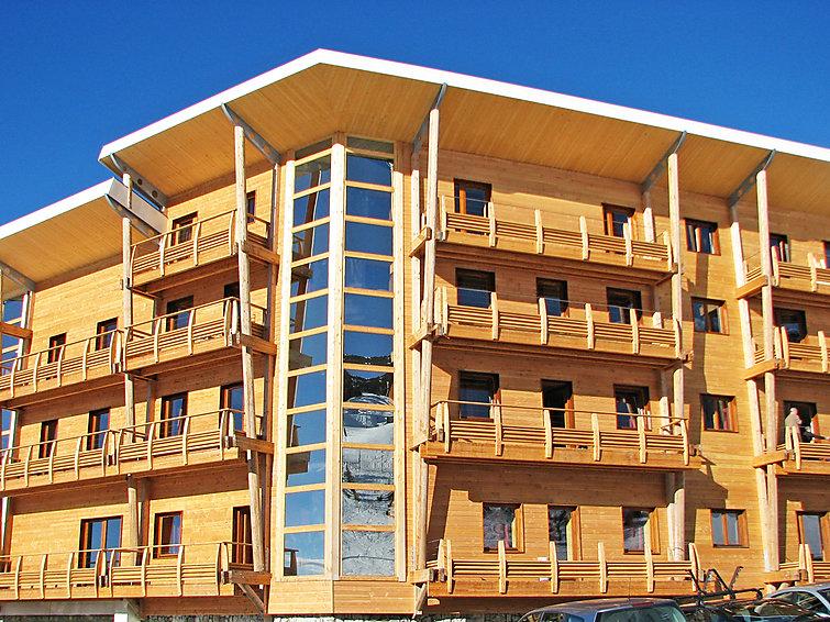 Les Balcons du Recoin - Residence - Chamrousse