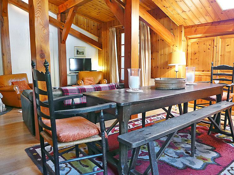 Ferienhaus Chamonix