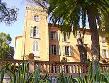 Puget-sur-argens - Semesterhus Château de Vaucouleurs