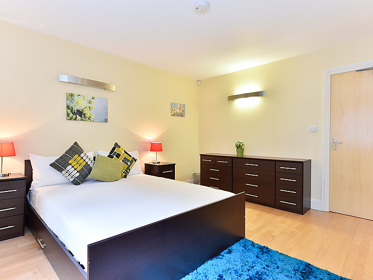 Ferienwohnung London Camden Kings Cross