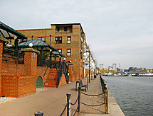 London South East - Ferienwohnung Surrey Quays