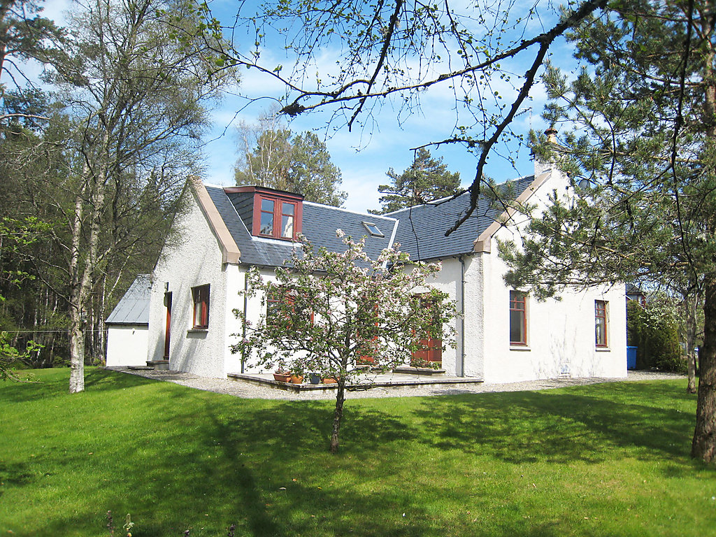 2 Ferienhäuser in Grantown-on-Spey