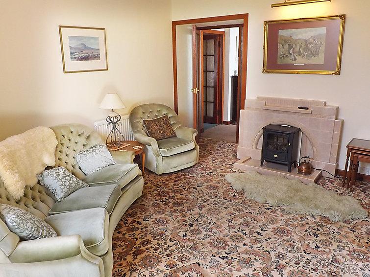 ferienhaus ard choille isle of skye. Black Bedroom Furniture Sets. Home Design Ideas