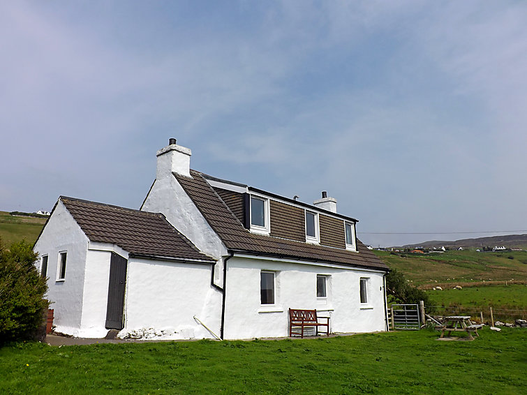 Ferienhaus North East Skye
