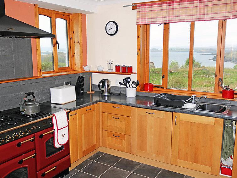Ferienhaus North East Skye