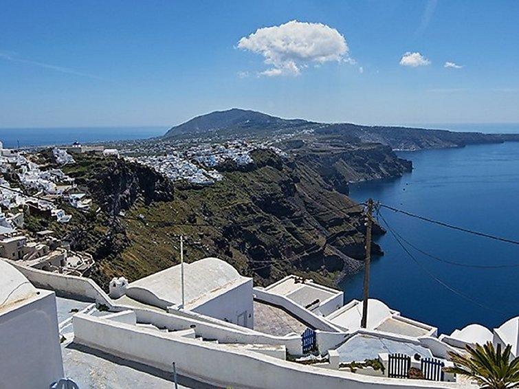 Ferienhaus Imerovigli, Santorini