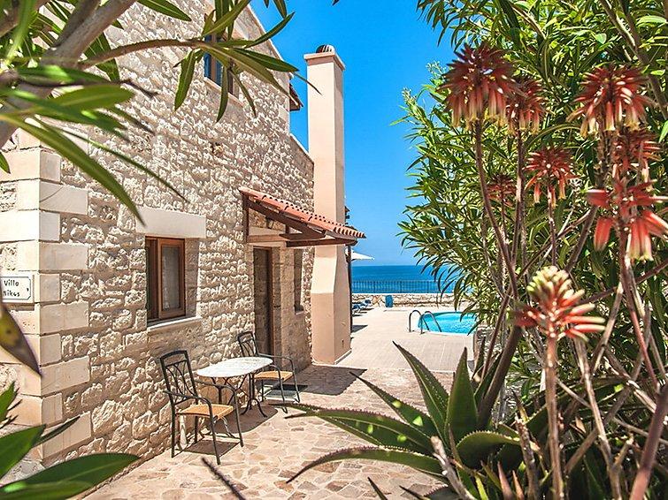Ferienhaus Stavromenos, Rethymno
