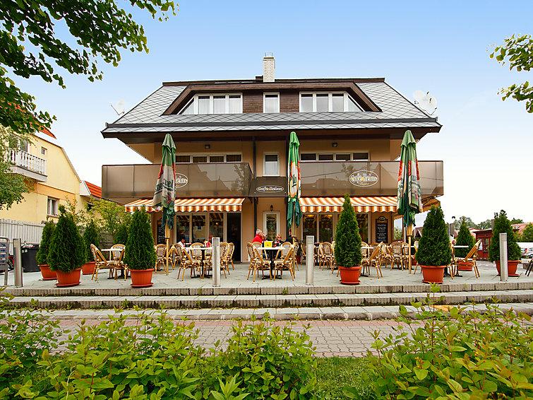 met je hond naar dit vakantiehuis in Heviz - Thermal