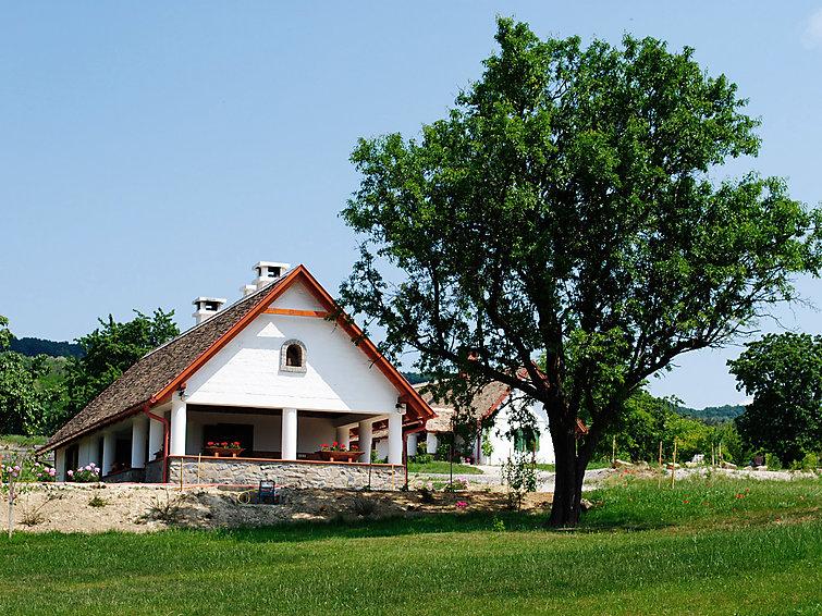 met je hond naar dit vakantiehuis in Vindornyalak
