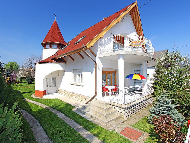 Ferienwohnung Balatonboglar