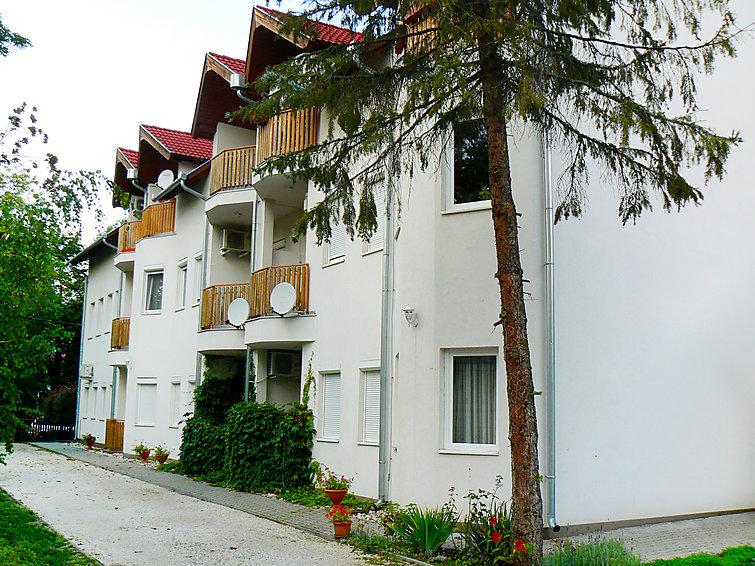 Ferienwohnung Balatonboglar/Szemes
