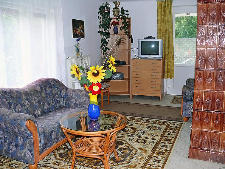 Ferienhaus Keszthely/Balatonkeresztur