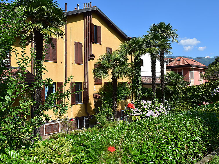 Ferienwohnung Castelveccana