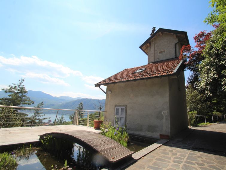 Ferienhaus Pettenasco
