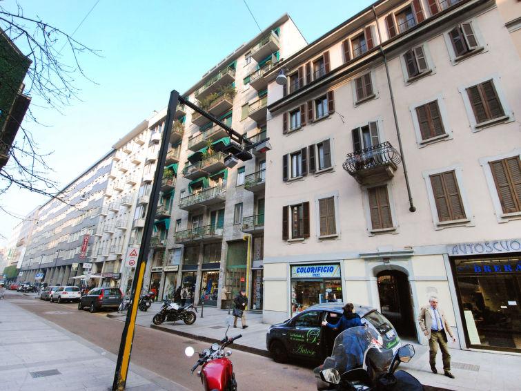 Ferienwohnung Milano