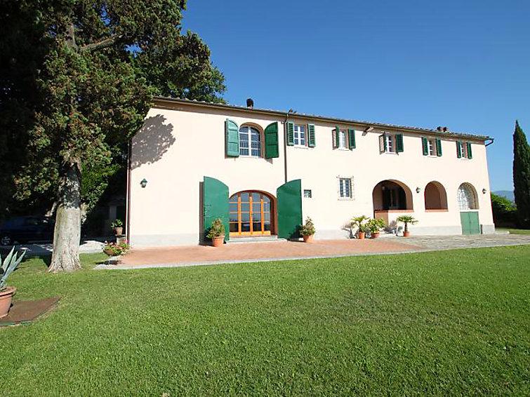 Vrijstaande bungalow Il Pozzo (10p) met prive zwembad in Toscane, Italie (I-778)