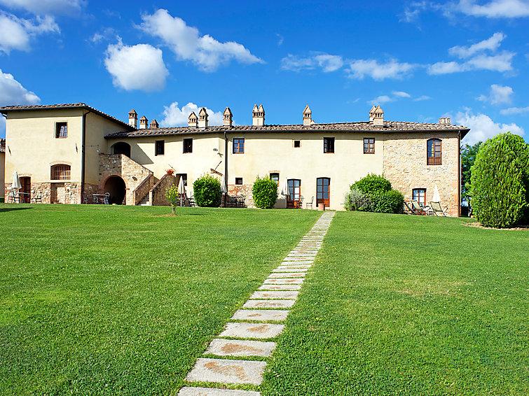 Ferienwohnung San Gimignano