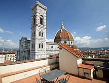 Florenz - Ferienwohnung La Terrazza
