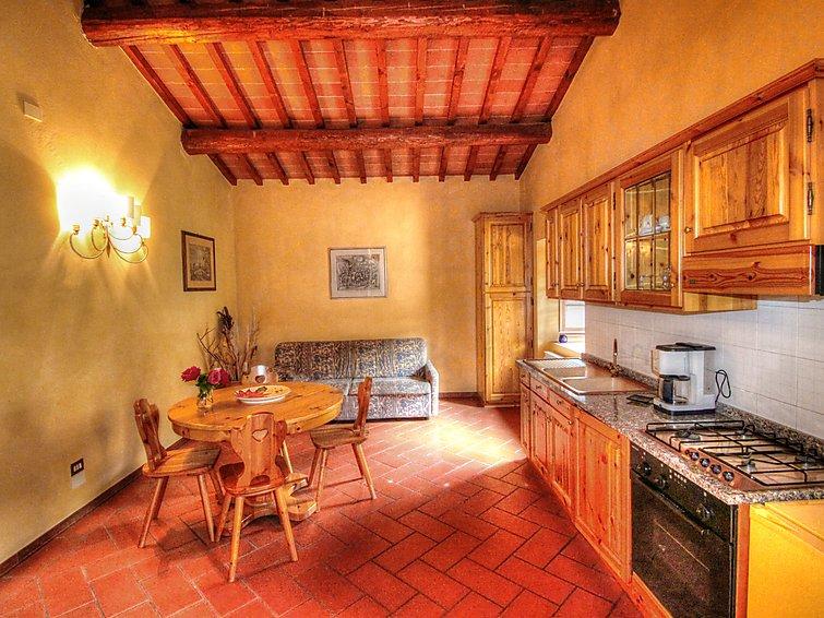 Ferienwohnung Castelfranco di Sopra