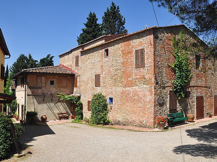 Ferienwohnung Montelupo Fiorentino