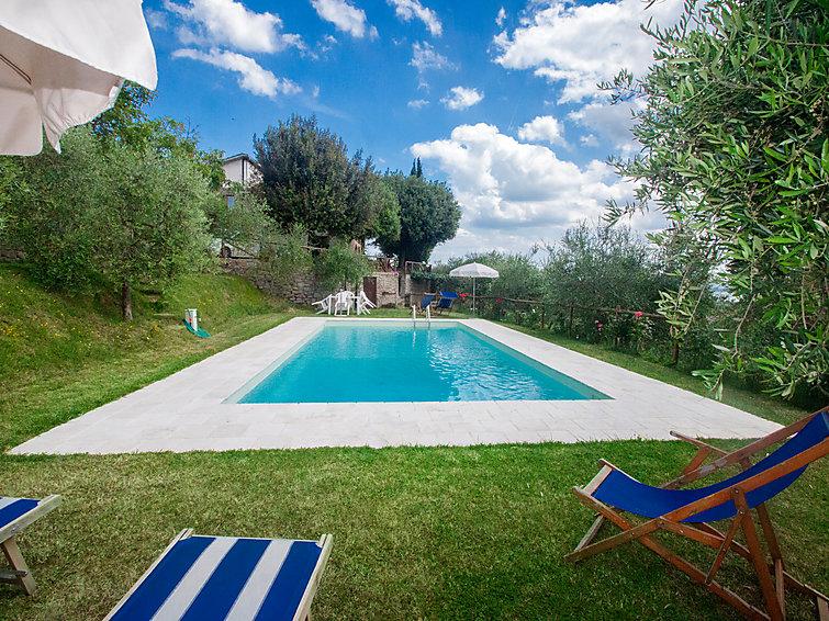 Ferienwohnung Cortona