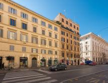 Rooma: Historiallinen keskus - Lomahuoneisto Vittorio Emanuele
