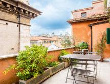Rooma: Historiallinen keskus - Lomahuoneisto Pantheon Panoramic Terrace