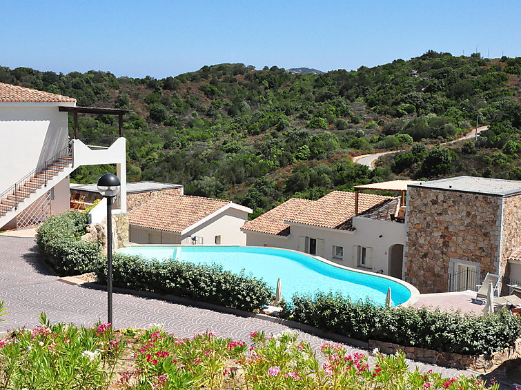 Ferienwohnung Baia Sardinia