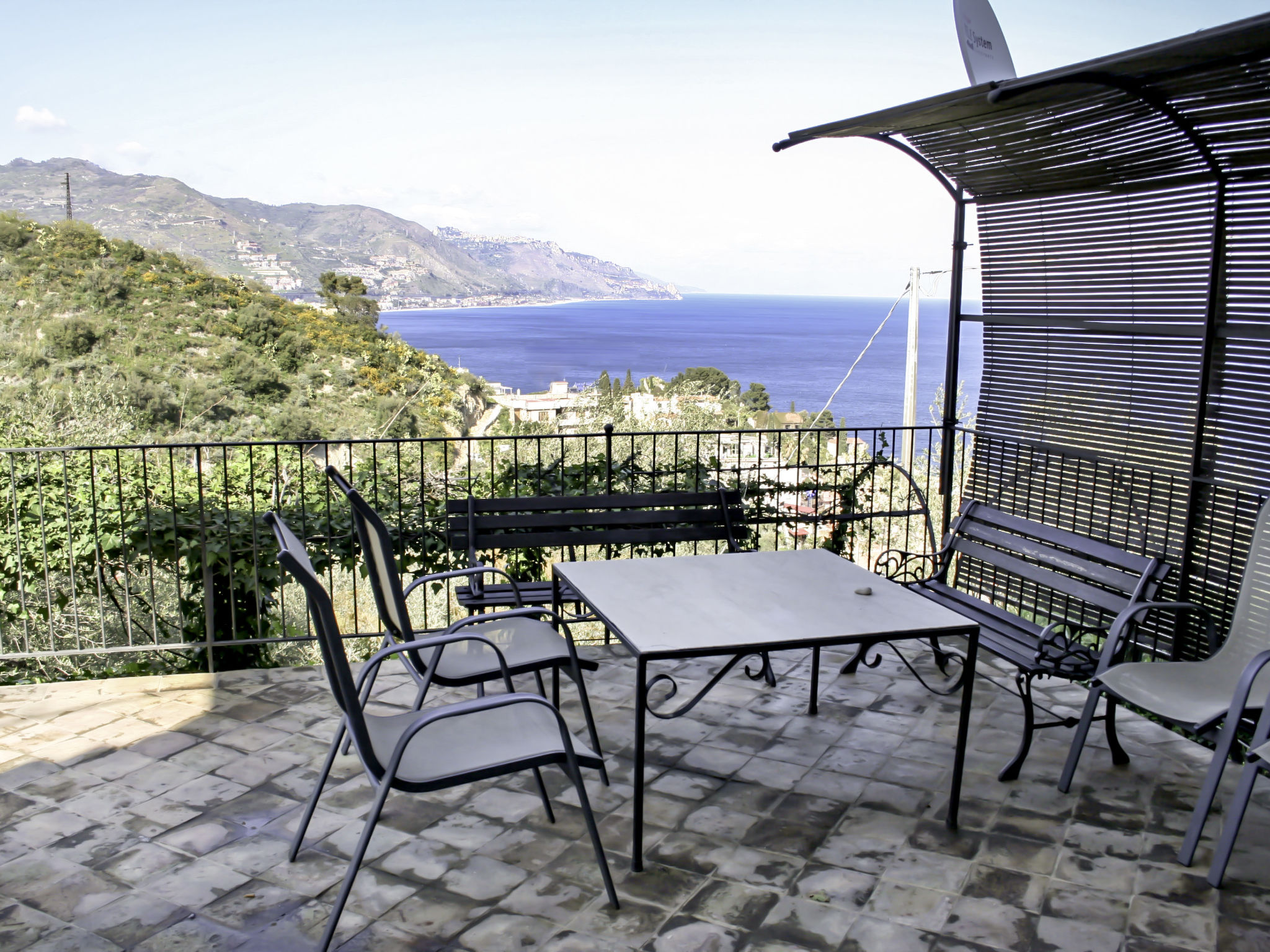 Taormina, Italy Apartment #RU35360