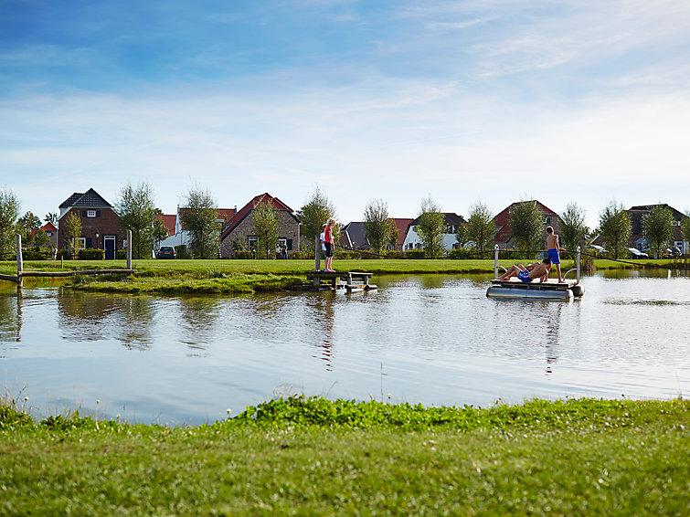 Sauna villa (7p) op Buitenhof De Leistert met subtropisch zwembad (NL6088.301.2 )
