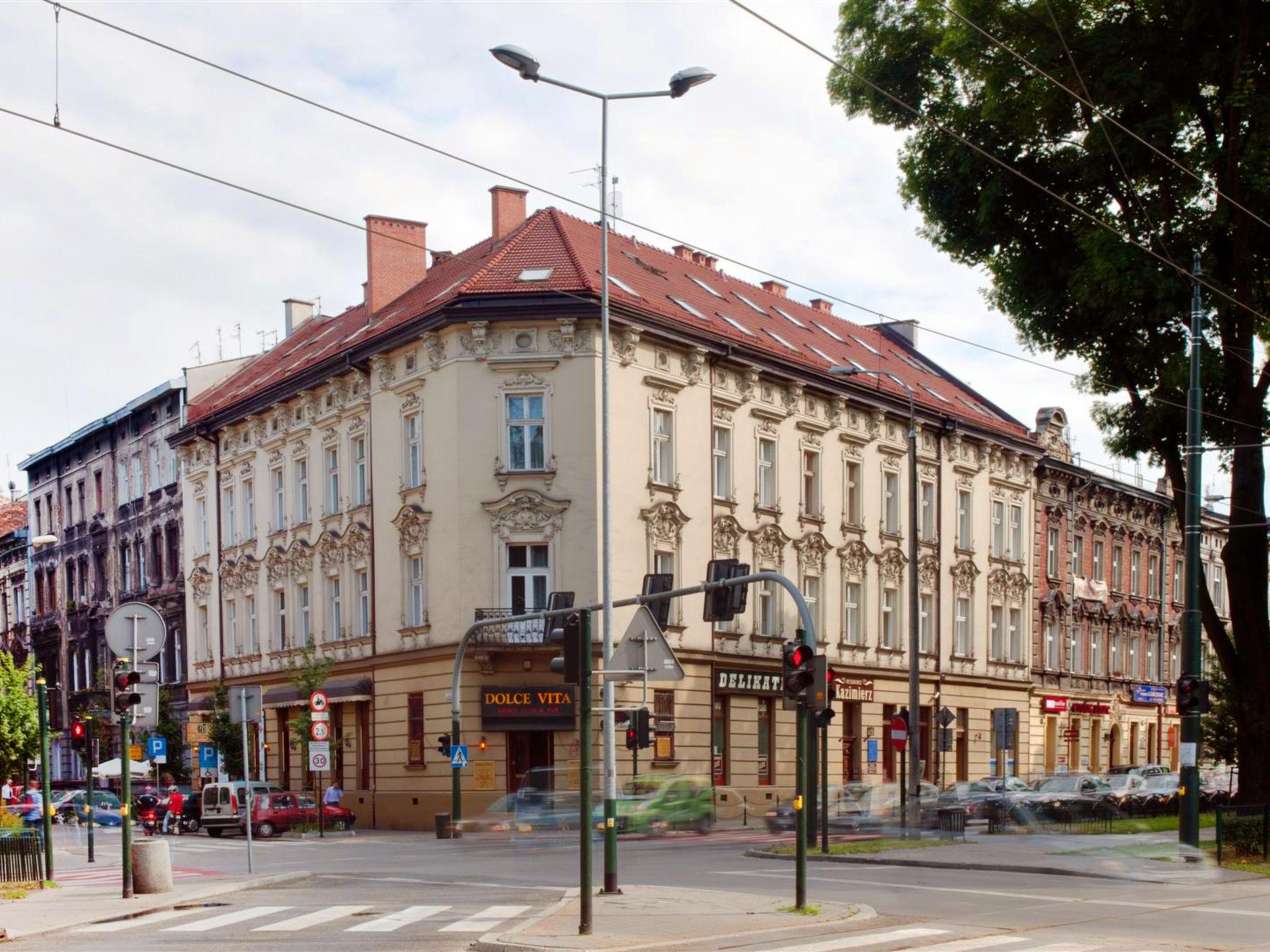 Krakow Apartment #RU60686