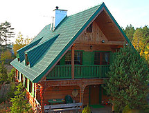 Legbad - Holiday House SPOKOJNY Bór