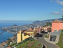 Madeira/Funchal - Ferienhaus Village 3 bed sea view