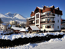 Tatranská Lomnica - Ferienwohnung Resort Beatrice