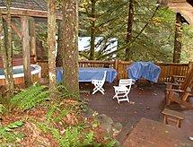 Ferienhaus 25SL Pet Friendly Cabin with WiFi!