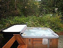Ferienhaus 34SL Private Cabin with a Hot Tub