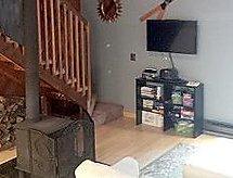 Ferienhaus 99MBR Woodsy Cabin w/ Hot Tub +WiFi