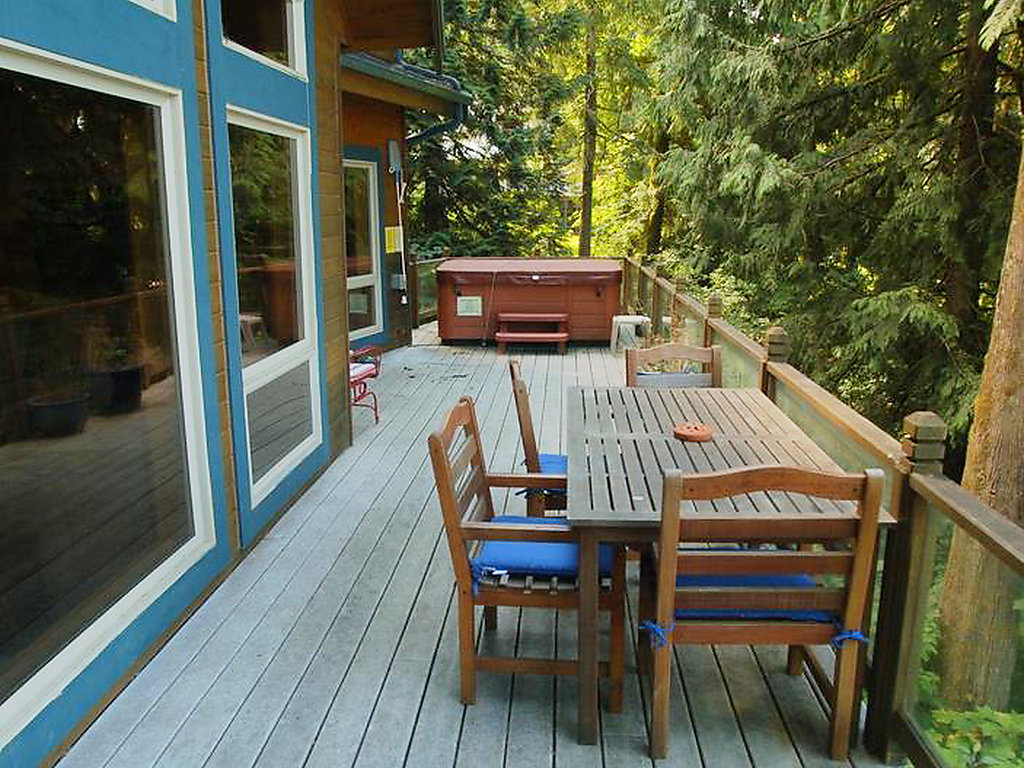 Ferienhaus 07MF Silver Lake Chalet w/Hot Tub!