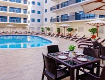 Bur Dubai al Mankhool Deluxe con parcheggio und per il golf