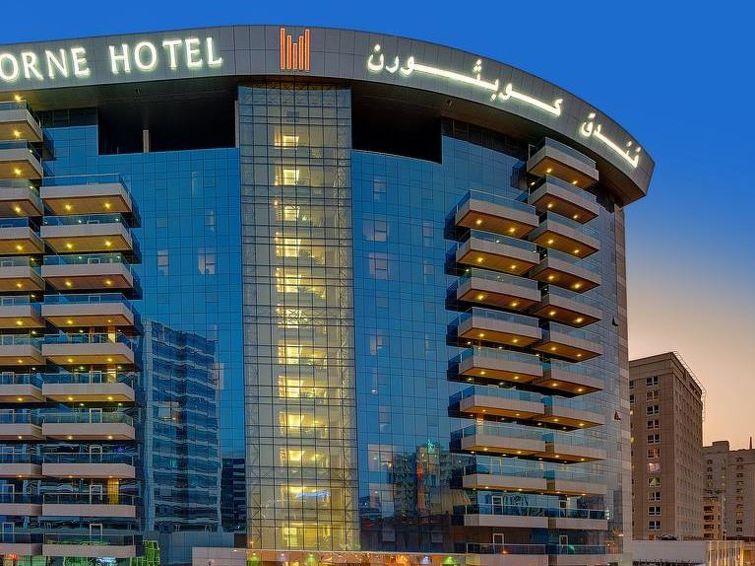 Ferieleilighet Deira City Apartments med badstue og fitness i nærheten