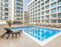 Bur Dubai al Mankhool con sauna y piscina