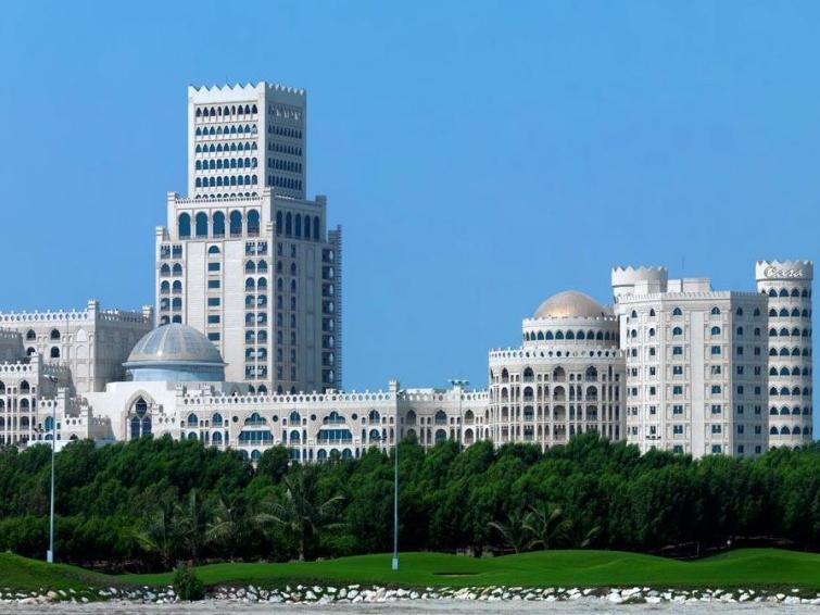 Ferielejlighed 2 BDR Al-Hamra incl. Breakfast med internet og bordtennis