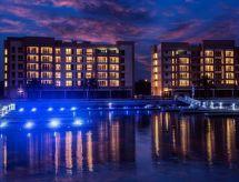 Ras al Khaimah - Appartement Mina al Arab 1 BDR Suite