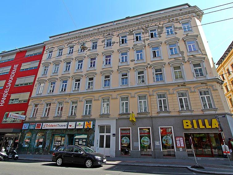Ferieleilighet Am Margaretenplatz