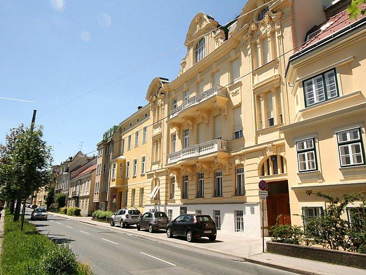 Ferielejlighed Schönbrunn