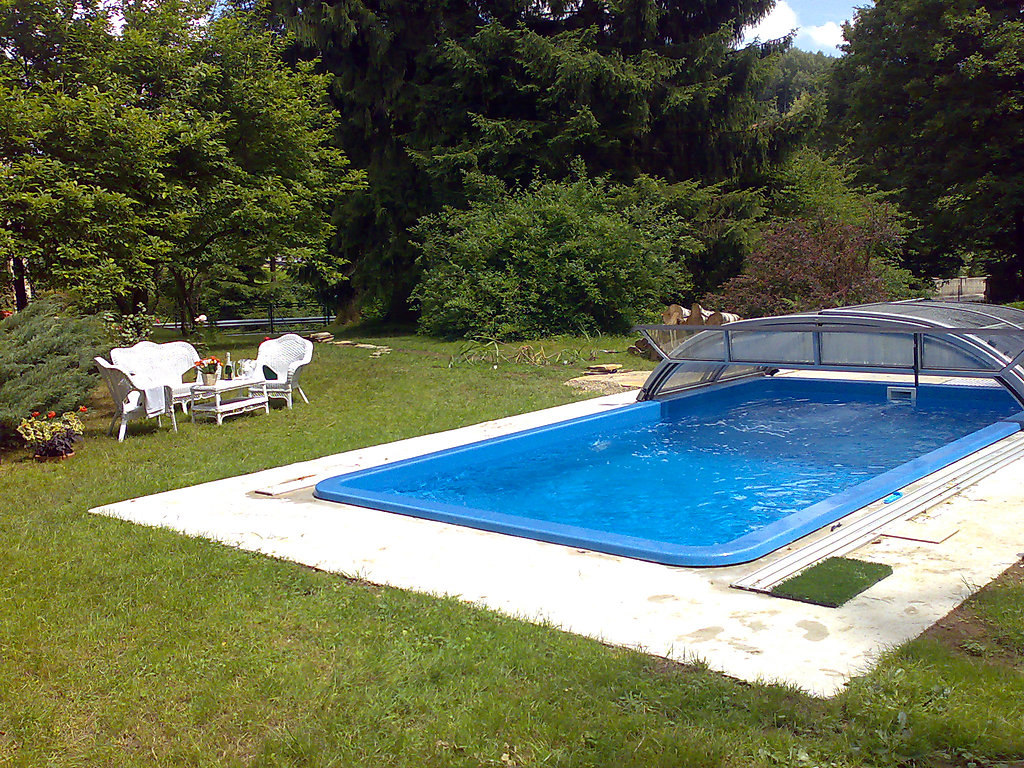 Ferienhaus Wienerwald Villa mit Pool
