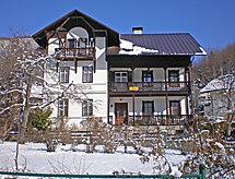 Dachstein con area sciistica nelle vicinanze und balcone