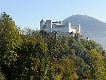 Salzburg - Ferienwohnung Top 1