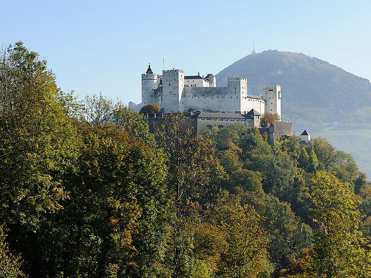 Ferielejlighed Top 1 med hegn og terrasse