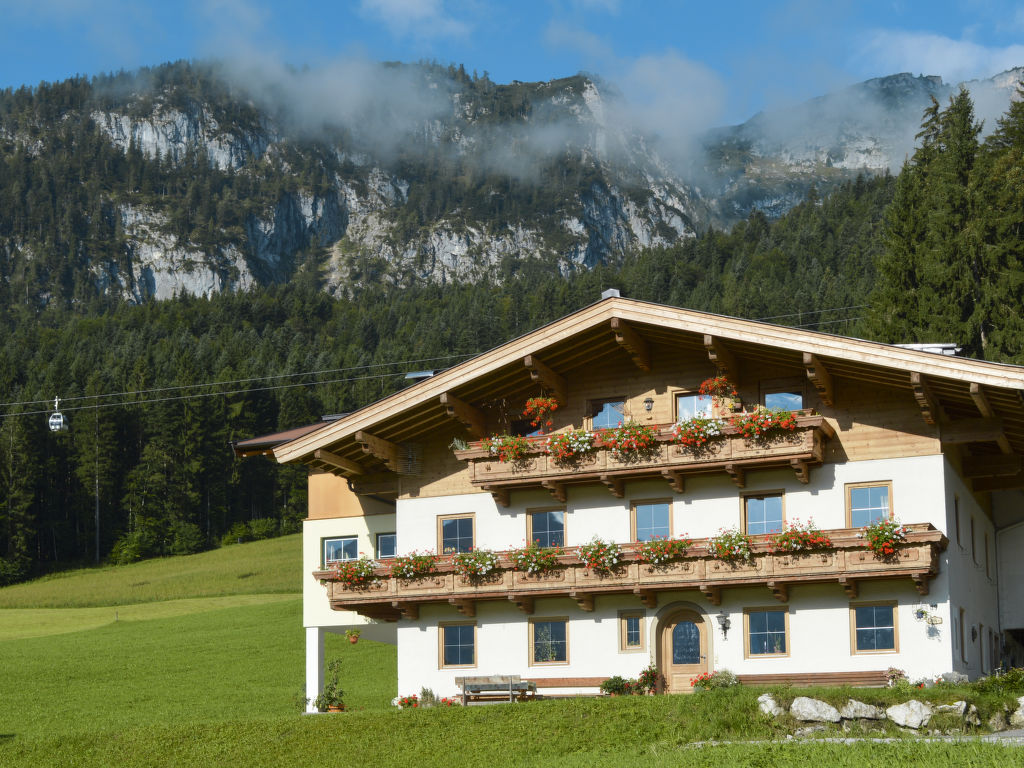 Appartement de vacances Nachbarbauer (LFE120) (1740595), Lofer, Pinzgau, Salzbourg, Autriche, image 1